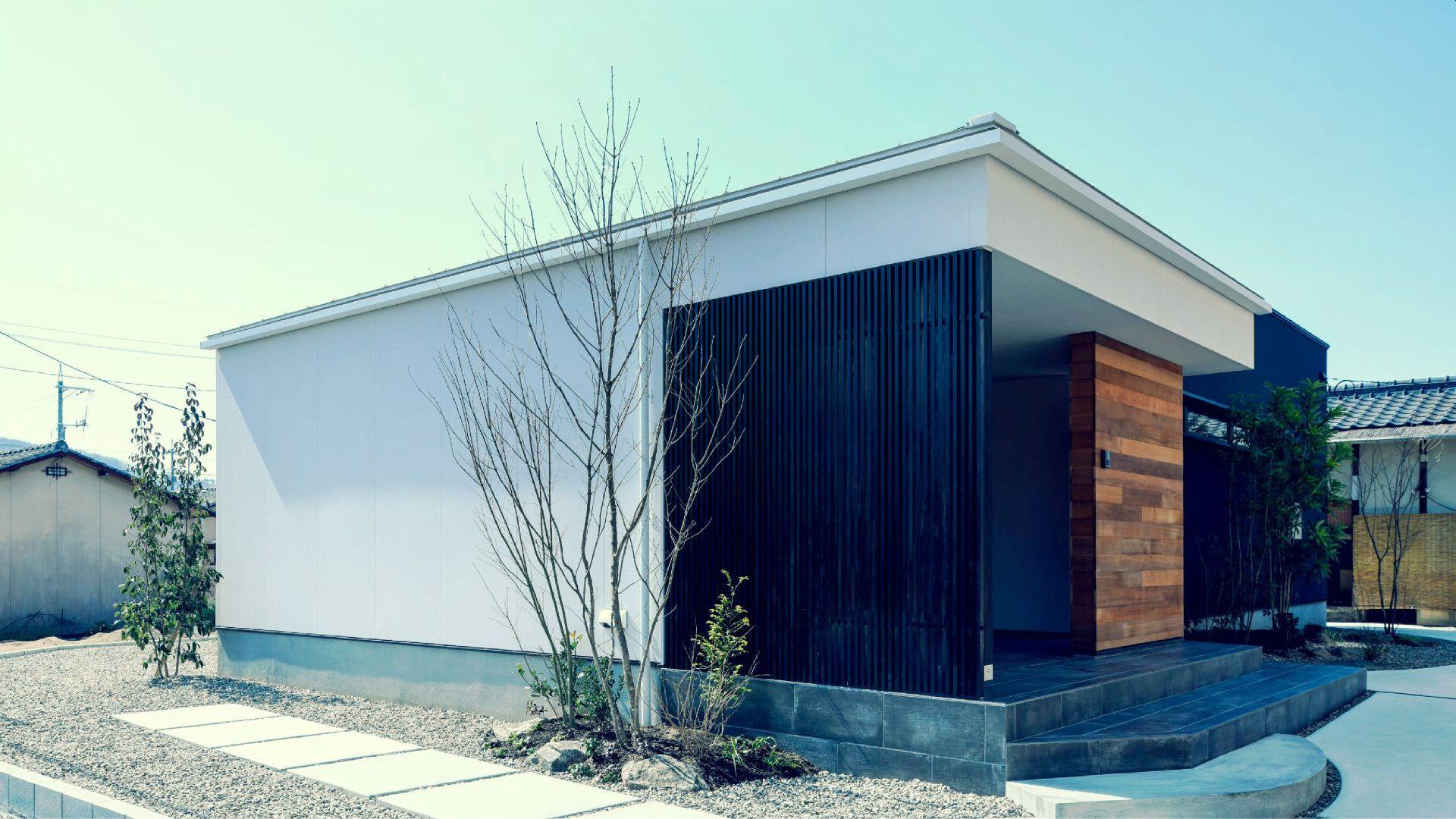 Kenboの特徴的な建築